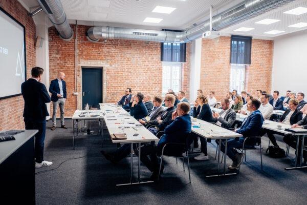 Workshop D2i Innovationsmanagement