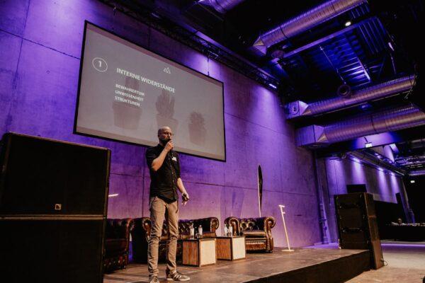 Kai Hohmeier OMR Speaker