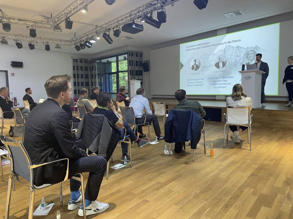 Vortrag Netzwerktreffen - Kundenzentrische Innovation