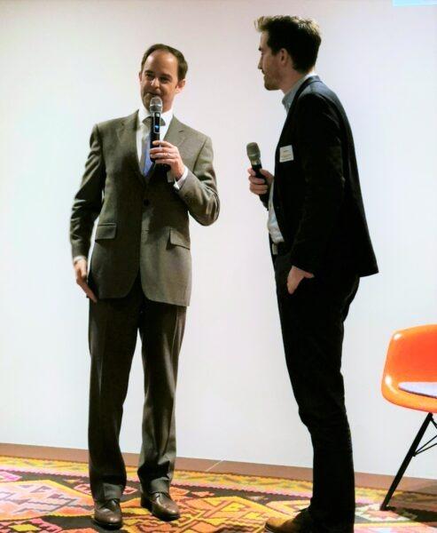 Interview zwischen Michael Böllhoff und Stefan Mrozek