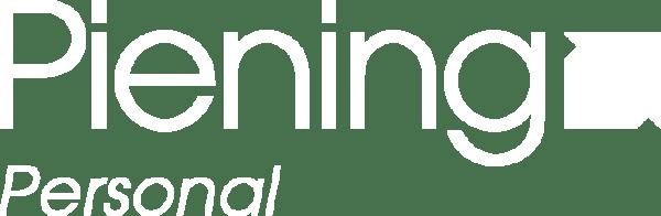 Piening Logo invertiert
